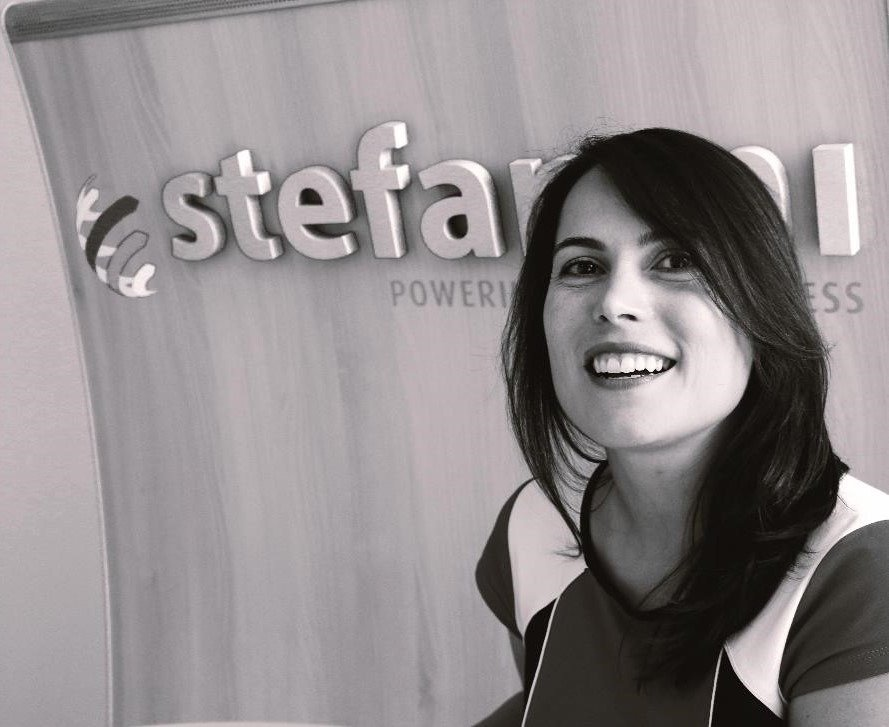 Oana Calcan, Recruitment Manager @Stefanini