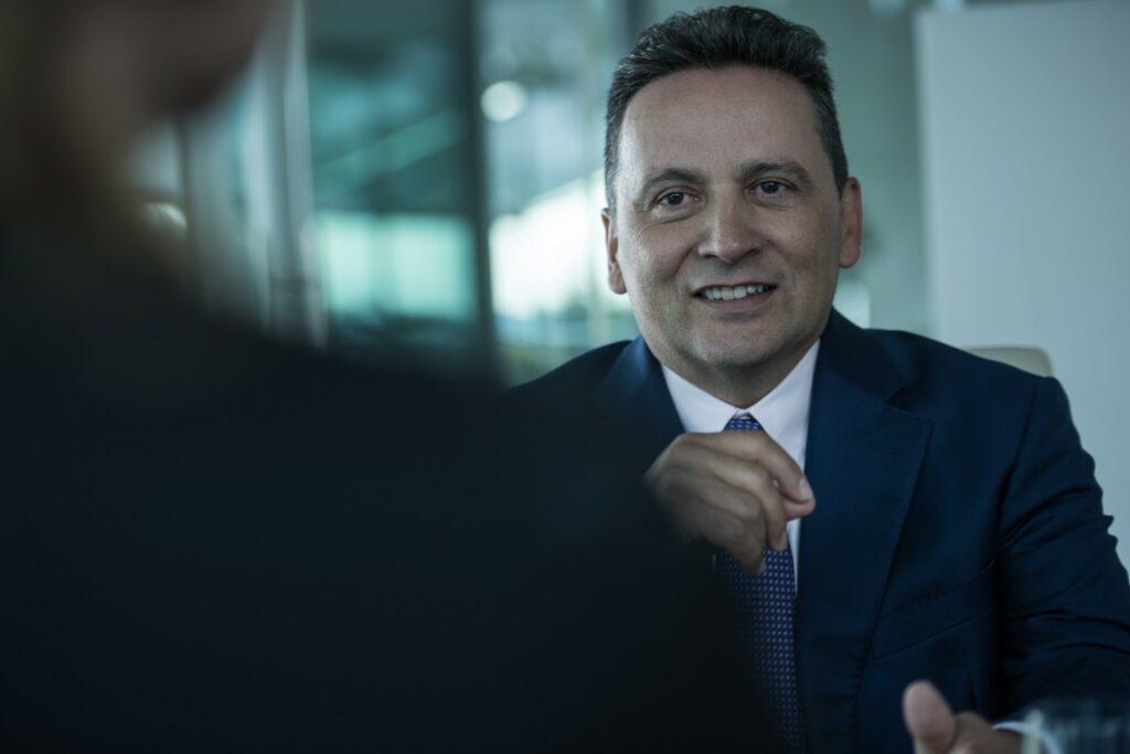 Claudio Cisullo, fondator & președinte ACC Investments