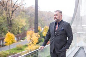 Mihai Stănescu Românii, ca manageri, au o sete de performanta foarte ridicată