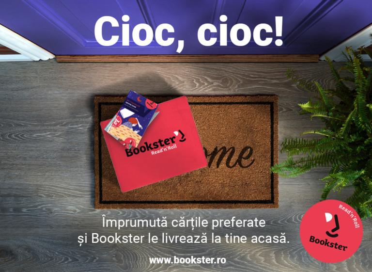 Bookster_livrare acasa biblioteca