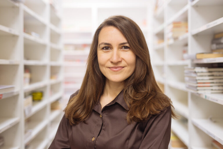 Iulia Ghiță biblioteca Bookster co-CEO
