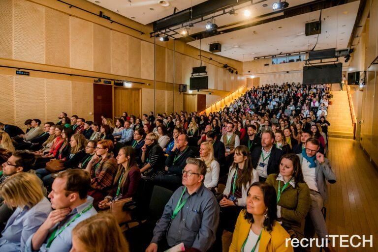recruiTECH conferinta online Romania