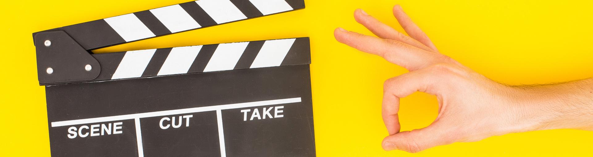 Video marketing anunt