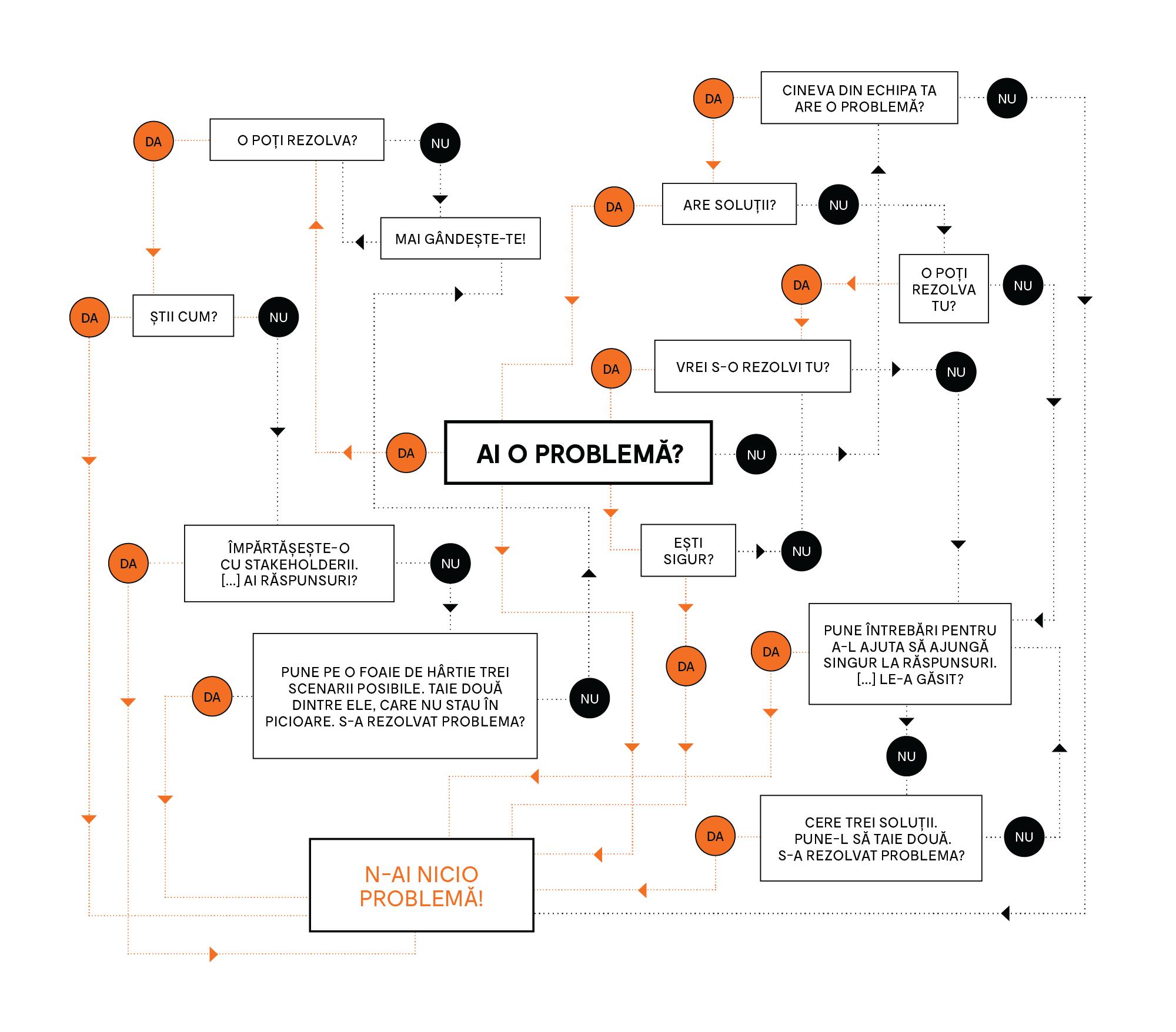 schema probleme solutii