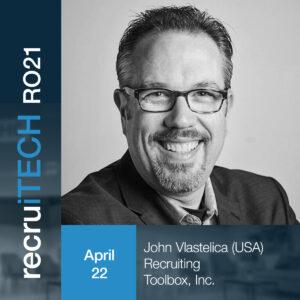 John Vlastelica - recruiTech