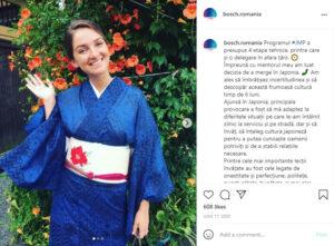 Bosch Romania Insta Takeover