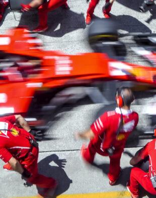 Formula 1 succes